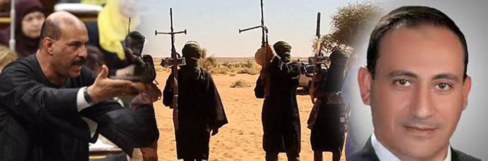 البرلمان يحارب الإرهاب فى الصحراء
