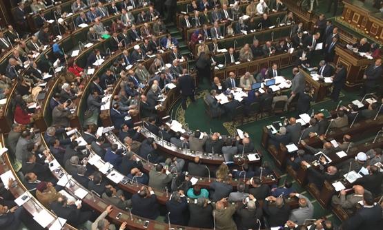 "وفد برلمانى عراقى يزور مجلس النواب.. ونائب :""أبدوا إعجاب شديد بالمتحف"""