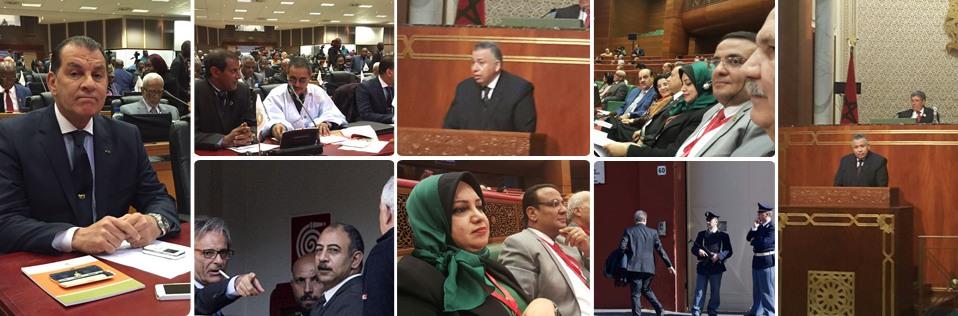 هل نجحت زيارات البرلمان الخارجية؟