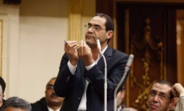 خالد هلالى عضو لجنة الشؤون الصحية بالبرلمان