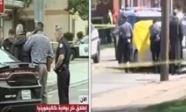 مقتل 3 أشخاص في إطلاق نار عشوائي بكاليفورنيا