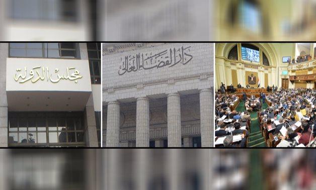 رسميا.. البرلمان يقر قانون السلطة القضائية