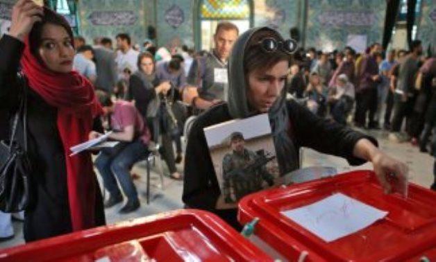 روحانى يتقدم على رئيسى فى مؤشرات فرز أصوات سفارة إيران لدى أستراليا