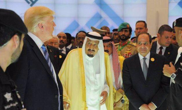 Image result for زيارة ترامب للسعودية
