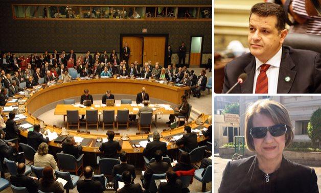 مجلس الأمن ينتصر لمصر