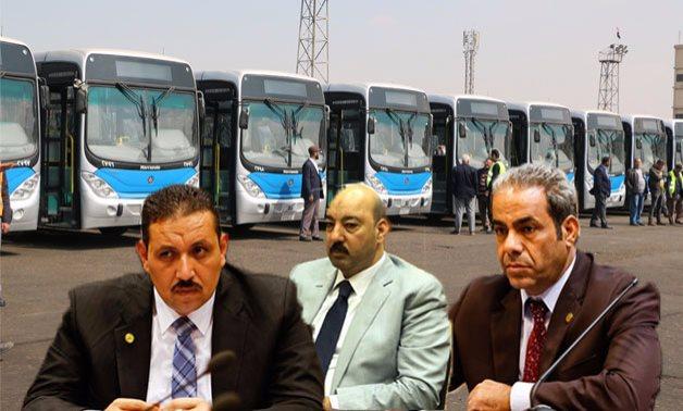 النواب ينتفضون ضد جهاز النقل الحضارى