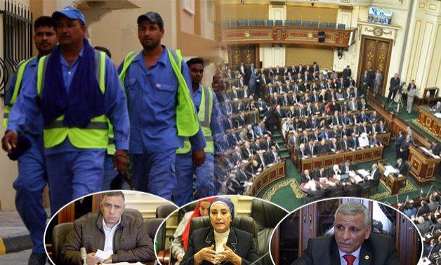 """""""المحاكم العمالية"""" تثير الجدل بين النواب"""