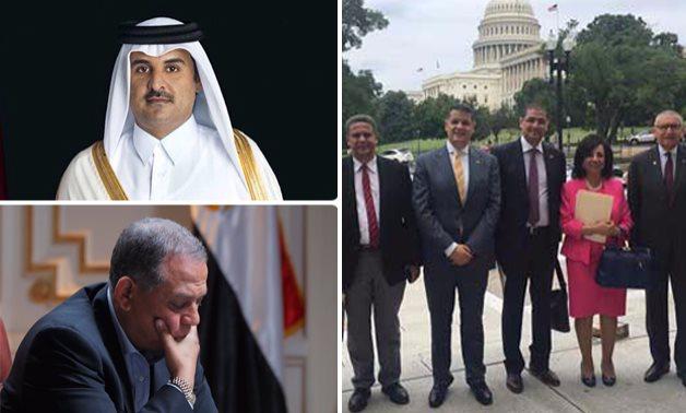 """""""محور الشر"""" لتشويه صورة مصر فى الخارج"""