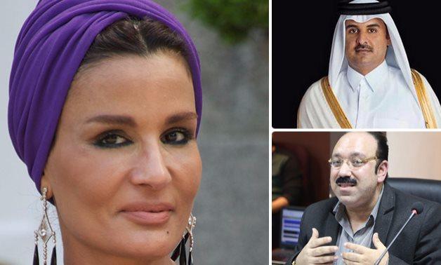 """فى وطننا العربى سم اسمه """"قطر"""""""