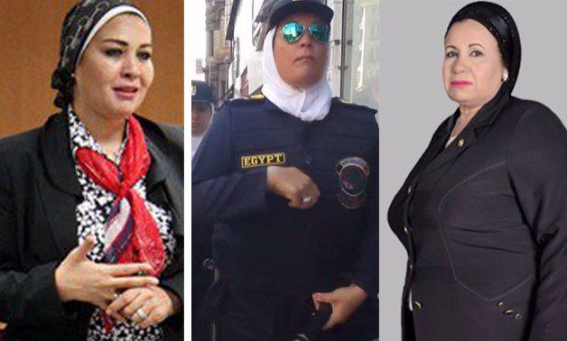 الشرطة النسائية.. أبطال فى شوارع مصر