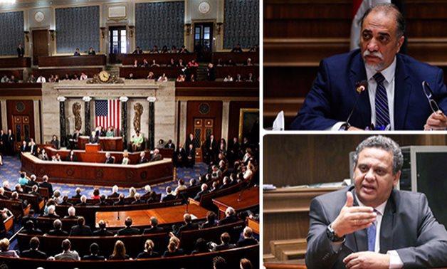 """مذكرة """"الجمعيات الأهلية"""" على مائدة الكونجرس"""