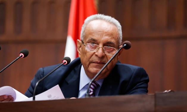 """أبو شقة: اختلاف النواب حول مصرية وسعودية """"تيران وصنافير"""" يؤكد ديمقراطية البرلمان"""