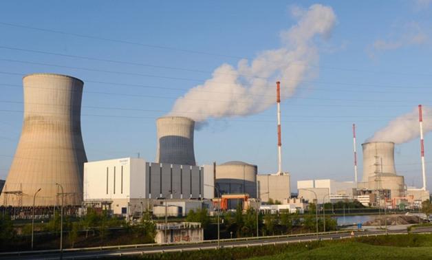 إخماد حريق فى مفاعل نووى بفرنسا