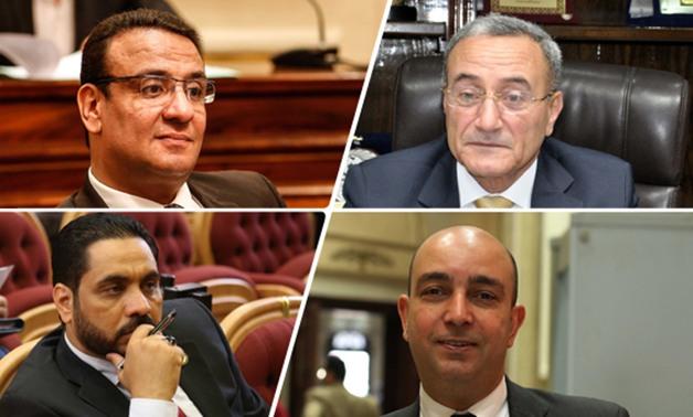 ثورة برلمانية لنواب شبرا الخيمة بسبب استياء الأهالى من معاملة المحافظ الفظة