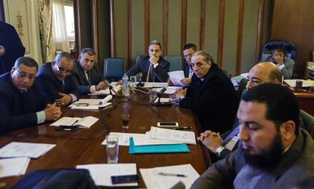 """""""محلية البرلمان"""" تستكمل مناقشة مواد انتخاب المجالس المحلية فى 6 اجتماعات الأسبوع المقبل"""
