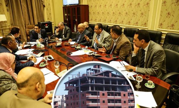 """ننشر مشروع قانون """"التصالح فى مخالفات البناء"""" المقدم للبرلمان"""