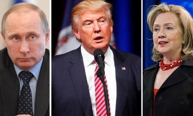 ترامب للأمريكيين: هل تعتقدون أن هيلارى أكثر صرامة منى مع بوتين