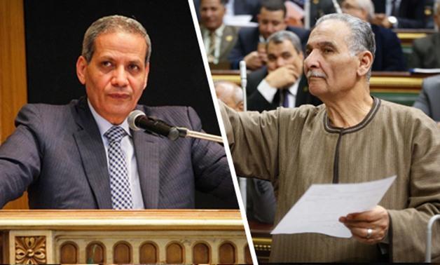 النائب على أبو دولة: النظام التعليمى فى مصر به كوارث ولن يتم إصلاحه بقرارات منفصلة