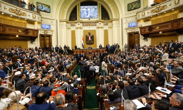 البرلمان يوافق على مشروع قانون بزيادة المعاشات العسكرية بواقع 15% بحد أدنى 150جنيها