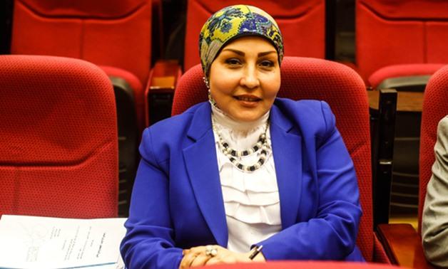 السيسى يستقبل نائبات مصر.. هالة أبوالسعد: لفتة طيبة وسأعرض عليه قضايا مهمة