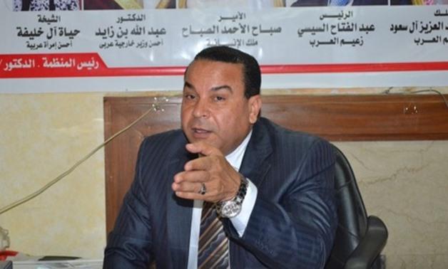 منظمة الشعوب والبرلمانات العربية تكرم قيادات نسائية وأمهات الشهداء فى حفل عيد الأم