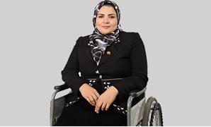 النائب مها شعبان عضو مجلس النواب عن محافظة كفر الشيخ