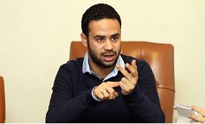 النائب محمود بدر عضو مجلس النواب