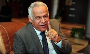 محمد فرج عامر رئيس لجنة الشباب والرياضة