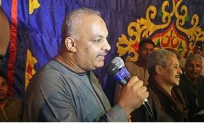 اللواء حسن سيد عضو لجنة الشئون الاقتصادية بمجلس النواب