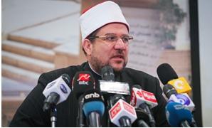 محمد مختار وزير الأوقاف