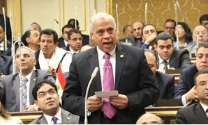 اللواء حمدى بخيت عضو مجلس النواب