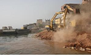 تعرف بالأرقام على مساحات التعدى على جانبى وجزر نهر النيل المطلوب إزالتها بأمر الرئيس