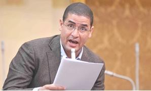 محمد أبو حامد عضو مجلس النواب