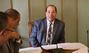 محمد الزينى وكيل لجنة الصناعة بمجلس النواب