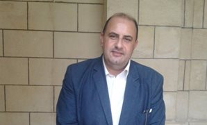 النائب ماجد طوبيا عضو مجلس النواب عن حزب حماة الوطن