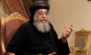 """البابا تواضروس يعلن تبرعه بـ""""جائزة موسكو"""" لبناء مسجد وكنيسة فى مصر"""