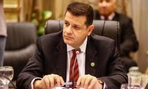 النائب طارق رضوان وكيل لجنة العلاقات الخارجية بالبرلمان