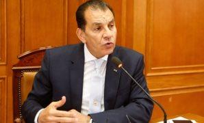 """باشات: اجتماعات دول """"حوض النيل"""" سيكون لها تأثير إيجابى ولا تنازل عن حقوقنا المائية"""