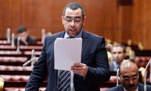 محمد فؤاد المتحدث باسم حزب الوفد