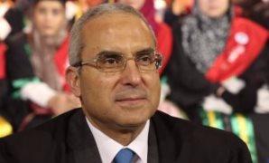 الدكتور ياسر سليمان رئيس هيئة التدريب الإلزامى للأطباء