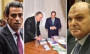 رسائل السيسى لطمأنة الشعب المصرى