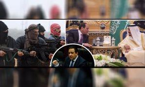 خريطة مصر لمحاربة الإرهاب تكتمل