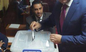 علاء عابد رئيس الهيئة البرلمانية لحزب المصريين الاحرار
