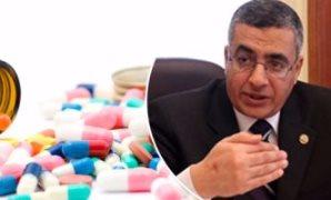 الدكتور على حجازى رئيس هيئة التأمين الصحى