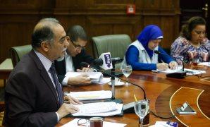 لجنة التضامن الاجتماعى بمجلس النواب