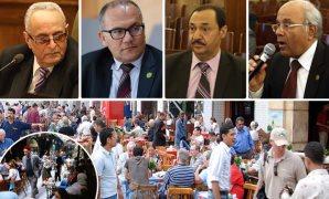 الكافيهات سرطان فى شوارع مصر