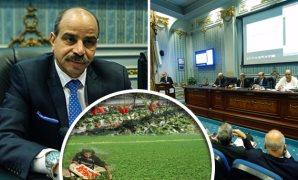 """""""زراعة البرلمان"""" فى مهمة رسمية"""