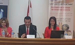 ماريان عازر:البرلمان يقوم بدور هام في تصحيح صورة مصر دوليا