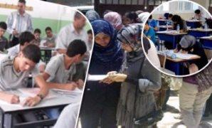 """""""التعليم"""": طلاب فى لجنتين بالدقهلية وسوهاج سربوا أسئلة الفلسفة والاستاتيكا"""