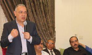 """عصام الخليل: """"المصريين الأحرار"""" يعمل من أجل مصر.. والحزب يصنع سياسة جديدة"""